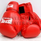 Reyvel boxing gloves Synthetic Leather 10 oz Red