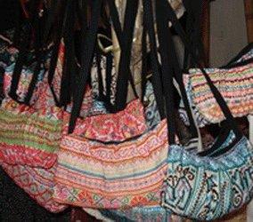 Ladies pretty shoulder bags (D01)