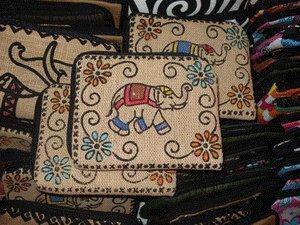Neat unique ladies purse (D017)