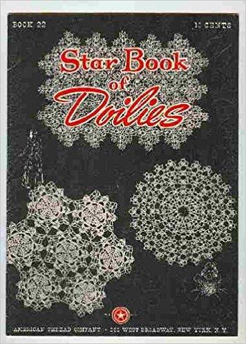 Star Book of Doilies No 22