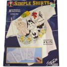 Simple Shirts [Pamphlet] [Jan 01, 1994] Connie Riepl  …