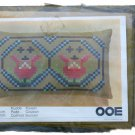 OOE (O. Oehlenschläger) Pillow Embroidery Kit 14628
