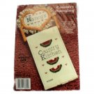 What's New Inc. Country Hanging Cross Stitch Kit 013305 Country Kitchen