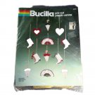 Bucilla Plastic Canvas Needlepoint Kit 61049 Antiques Ornaments
