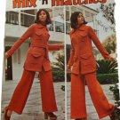 Fleisher Bear Brand Botany Mix 'N Matches (78) Pamphlet – 1973