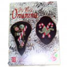 Designs for the Needle Old World Ornaments 1706 Candy Counted Cross Stitch Kit