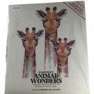 Heritage Stitchcraft Warwick's Animal Wonders WHOU690 Onward and Upward Counted Cross Stitch Chart
