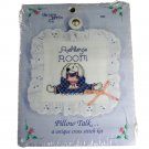 The New Berlin Co Pillow Talk, a unique Counted Cross Stitch Kit 2862 Ashley's Room