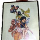 Lanarte Blackberry Fairy Wall Hanging Needlework Kit 33343