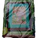 Coats & Clark 5887 Mushroom Patch Crewel Embroidery Kit