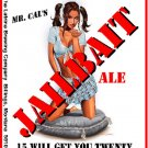 Jailbait Ale Home Brew Craft Beer Brewing Kit