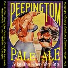 Peeping Tom Pale Ale Home Brew Craft Beer Kit