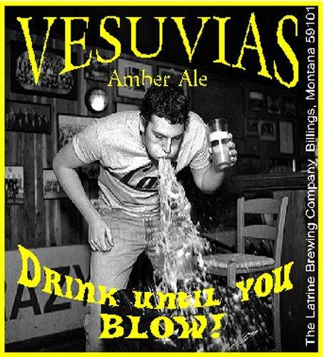 Vesuvias ESB Strong Ale Home Brew Craft Beer Kit
