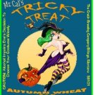 TRICKY TREAT Autumn Wheat Ale