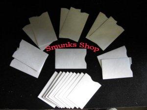 20 Tyvek Credit Card Protector Sleeve Holder Envelope