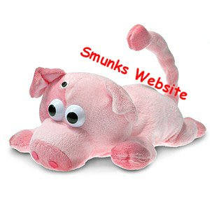 LOL Rollover Bacon Pig rolling laughing pet animal OINK