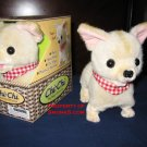 Chi Chi Chihuahua cute dog toy walks barks play fun NEW