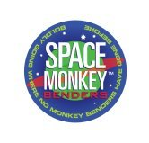 Space Monkey Benders Bender Monkeys Toy Rocketship Toy