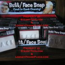 Butt Face Soap fun sex gag gift novelty toy bath shower