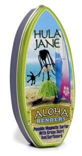 Hula Jane Bender Benders Toy Fun NEW Action Figure surf