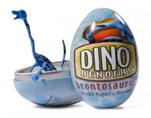 Brontosaurus Dino Bender Dinosaur Action Figure Benders