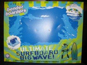 Surfboard Extreme Bender Playset Boarders Benders Toy