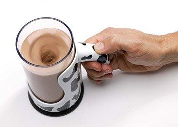 Moo Mixer Supreme Chocolate Milk Portable Blender NEW