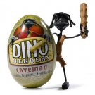 Caveman Dino Bender Dinosaur Action Figure Benders Toy