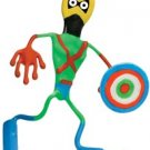 Captain Zap with Shield Super Hero Bender Benders Comic