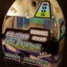Blue 9005  Xenon Gas Headlights clear white light HB3