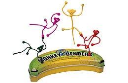 Banana Tin Monkey Benders Bender Monkeys Toy magnet