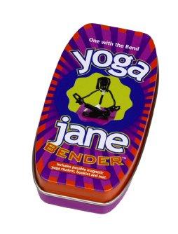 Yoga Jane Bender Benders Toy Fun NEW Action Figure gym