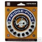 Coffee Bean Fridge Pins Refrigerator Magnets style mug