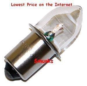NEW 12v 12 Volt Flashlight Bulb Flash Light KPR120