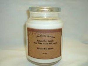 26 oz Apothecary Jar Candle