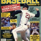 Major League Baseball 1987 Yearbook Roger Clemens