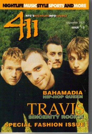 411 September 2000 Travis, Bahamadia, Ray Allen