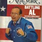 New York Mag 1/27/86 Alfonse D'Amato, Hugues de Montalembert, Nicholas Pileggi
