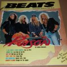Rare Beats magazine 9/90 Poison Luther Campbell Iggy Pop Johnny Gill Marti Jones