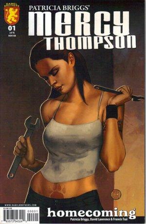 Mercy Thompson 1 Homecoming Comic Book Patricia Briggs