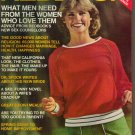 Redbook April 1977 Dr. Spock Margaret Mead Bess Myerson Rosalynn Carter