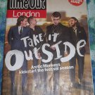 Time Out London 5/20/201 Arctic Monkeys Alex Turner MIA Joe Mount Metronomy
