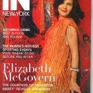 In New York Magazine October 2017 Elizabeth McGovern Downton Abbey