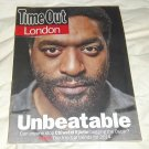 Time Out London 1/7/2014 Chiwetel Ejiofor 12 Years a Slave