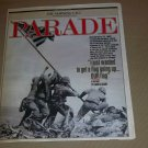 Parade Sunday Supplement Mag 1/22/1995 Battle of Iwo Jima Henry Thomas
