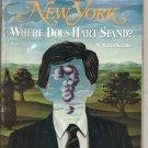 New York Mag 4/9/1984 Gary Hart David Mamet Metropolitan Opera Hugh Hudson