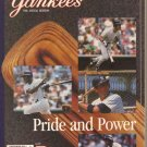 New York Yankees 1988 Official Yearbook 39th Annual Edition Pride and Power