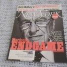 New York Magazine 3/8/2010 Rupert Murdoch Keith McNally Sam Rockwell Sam Lipsyte