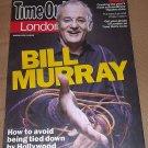 Time Out London 1/29/2013 Bill Murray Foals Dai Fujikura Robert Lepage