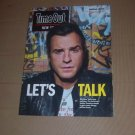 Time Out NY 2/15/2017 Justin Theroux Leftovers George Clinton Bjarne Melgaard
